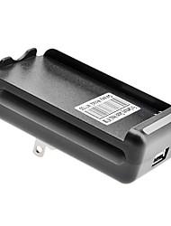 EE.UU. cargador de baterías con salida USB para Samsung Galaxy Note2/N7100