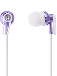 OVLENG K81 Dynamic Stereo Salut-Fi Sound In-oreille des écouteurs pour iPhone/iPod/iPad/MP3/MP6
