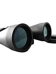 10-30x X 60 mm Binoculares Maletín Impermeable Negro