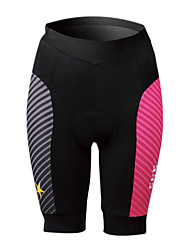 SPAKCT® Cycling Padded Shorts Women's Bike Breathable / Quick Dry / Moisture Permeability / Reflective Strips / 3D Pad Shorts / Bottoms
