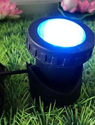 2.16W 36-lumière en acier inoxydable LED rechargeable lampe de jardin solaire