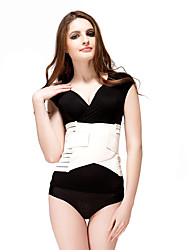 Cotton Front Bust Closure Waist Chincer Sexy Lingerie Shaper