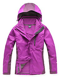 Eamkevc Women's Outdoor Waterproof Jacket For Climbing&Skiing
