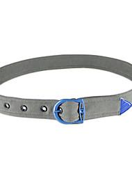 Sora Gray Belt Cosolay Accessory