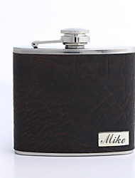Gift Groomsman Personalized 5-oz Flask