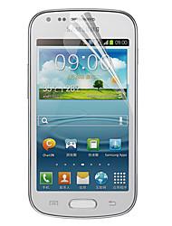 PET-Material Samsung Bildschirm Protecter für S7562 (Transparent Film)