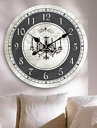 Country Wall Clock