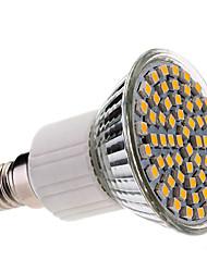 E14 W 60 SMD 3528 250 LM Warm White PAR Spot Lights AC 220-240 V
