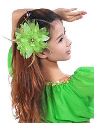 Dance Accessories Headpieces Women's Training Polyester