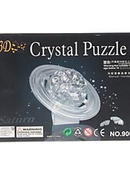 saturn 3d cristal de puzzle (40pcs)