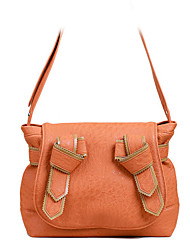 Tangle 2013 Casual Knot PU Leather Crossbody Bag/Shoulder Bag