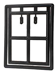 Chat de chien Flap Porte moustiquaire pour portes et fenêtres (30 x 40cm)