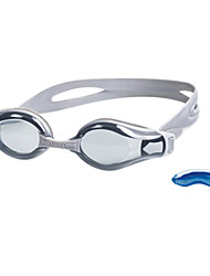 Unisex antiniebla y UV gafas de natación de seguridad con tapón auditivo RH9600 (colores surtidos)