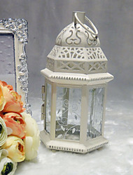 Wedding Décor Pterry Iron Candle Lantern
