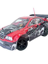 01:16 RC Car Nitro Gas GP 05 Motor 4WD RTR Car Racing Mini Carros Rádio brinquedos de controle remoto