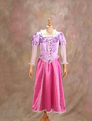 Costumes de Cosplay / Costume de Soirée Princesse Fête / Célébration Déguisement Halloween Incarnadin Lace Chemisier / RobeHalloween /