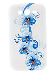 Flower Design Hard Case pour Samsung Galaxy I9082 grand DUOS