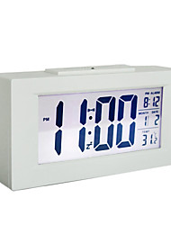 Induction Noctilucent Mute Alarm Clock