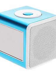 HI-РИС SD-800 Портативный аккумуляторная Alufer Материал Digital Media спикера (5 цветов) SD-800