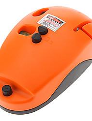 LV-09-2 Лазерный нивелир Meter - оранжевый + черный