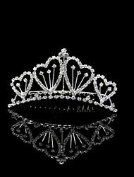 Women's/Flower Girl's Alloy Headpiece - Wedding Tiaras