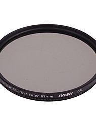 Пикселя 67mm CPL фильтра круговой поляризатор фильтр