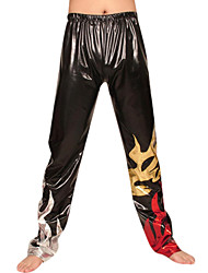 Black Flame modèle PVC Pants