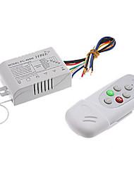 Quattro-Input Lights interruttore di comando a distanza (220-240V)