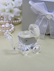 Gifts Bridesmaid Gift Cute Crystal Baby Carriage Favor