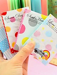 Partysu 4 Blocchi Note Fold (colore casuale)