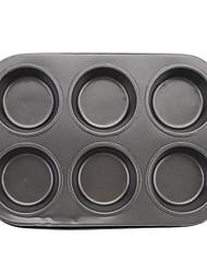 Bakeware Egg Tart Shaped Cake Baking Tray Ovenware