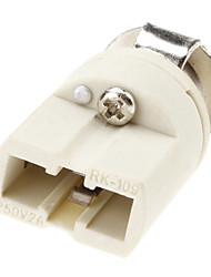 База G9 Патрон лампы керамический держатель лампы