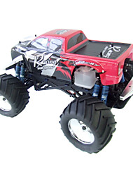 3CH 1:8 RC Truck Nitro Gas 28CC Engine 4WD Car 3-speed Gearbox Monster Mega Radio Remote Control Trucks Toy