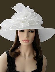 Women's Organza Headpiece-Special Occasion Hats