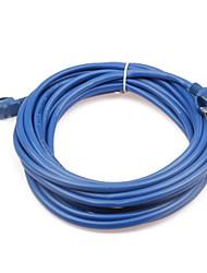 ethernet réseau câblé (5m) (couleur aléatoire)