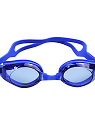 Unisex Anti-Fog Swimming Goggles with Earplug & Nose Buckle RH7500 (Assorted Color)