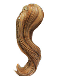 Mixed Color Ponytails Hair Extensions