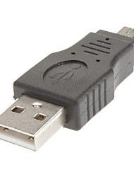 5P to USB/A M/M Adapter