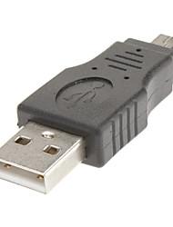 5P para USB / A Adaptador de M / M
