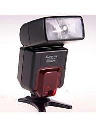 Emoblitz D35AFN Autofocus TTL DIGITAL FLASHGUN pour Nikon i-TTL D90 D5000 D3000