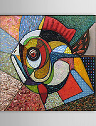 Peint à la main peinture à l'huile abstraite 1305-AB0562