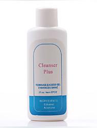 1PCS prego Cleaner Removedor de Esmalte Remover excesso de gel Melhora Shine (60ml)