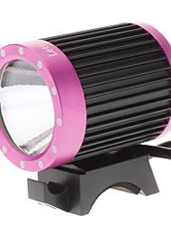 LetterFire LF19 3-Mode CREE XML-T6 LED Scheinwerfer (1000lm 4x18650 Purple)
