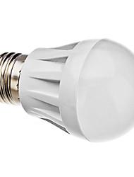 Lampadine globo 30 SMD 3014 A E26/E27 3.5 W 280 LM K Bianco caldo AC 220-240 V