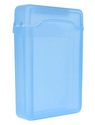 3,5-inch Plastic Materiaal Mobile Hard schotel beschermhoes HD302 (Blauw)