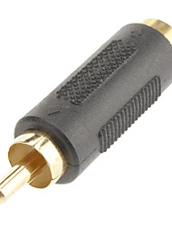 1RCA zu S-Video M / F Adapter