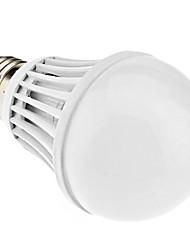 9W E26/E27 Lâmpada Redonda LED A60(A19) 22 SMD 5630 700 lm Branco Natural AC 220-240 V