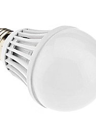 9W E26/E27 LED Kugelbirnen A60(A19) 22 SMD 5630 700 lm Natürliches Weiß AC 220-240 V