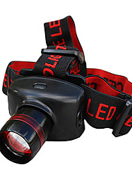 Mountaineering Rechargeable 3-mode LED Headlamp(3 X AAA)