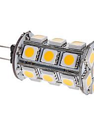3W G4 LED Mais-Birnen T 24 SMD 5050 290 lm Warmes Weiß DC 12 V